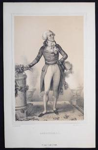 image of Robespierre; A. Lacauchie [engraved print]