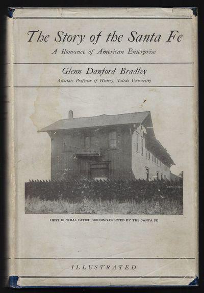 Boston: Richard G. Badger, The Gorham Press, 1920. First Edition. Hardcover. Near fine/good. 288 pp,...