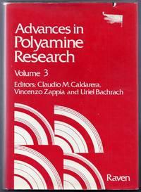Advances in Polyamine Research.  Volume 3