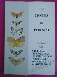 THE MOTHS OF BORNEO Part 6. Family Arctiidae, Subfamilies Syntominae, Euchromiinae Arctiinae; Noctuidae Misplaced  in Arctiidae