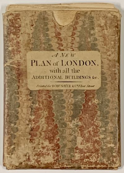 A NEW And ACCURATE PLAN Of LONDON,...