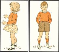 DICK AND JANE PICTURE CARDS - 1930'S