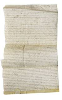 Indenture of lease between George Cryppes and Roberte Smythe