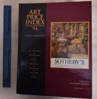 image of Art Price Index International '94: 1992-1993 Auction Seasion, Volume I A-K