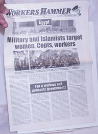 image of Workers Hammer: Newspaper of the Spartacist League[Britain] 2011-2012, Winter, No. 217