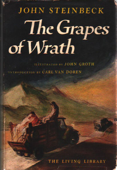 analysis of steinbeck s grapes of wrath Contributing editor pat keane has penned here a fascinating account of the various endings of john steinbeck's the grapes of wrath (one ending) and john ford's essay not just for its incisive analysis of the way of le moyne college and a contributing editor at num ro cinq.