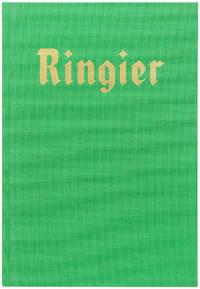 Ringier (Signed Artist's Book)