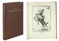 The Etchings of Edward Borein: A Catalogue of his work by John Galvin, Compiled with the assistance of Warren R. Howell, In collaboration with Harold G. Davidson.
