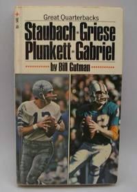 image of Great Quarterbacks: Staubach, Griese, Plunkett, Gabriel