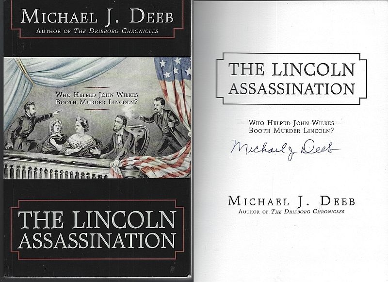 Image for LINCOLN ASSASSINATION Who Helped John Wilkes Booth Murder Lincoln