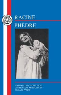 image of Phaedra (French Texts): Phedre