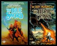 THE LEGEND OF THE BLUE SWORD - Book One: The Blue Sword ; Book Two: The Hero and the Crown