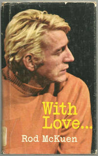 WITH LOVE by  Rod McKuen - Hardcover - Sixth Printing - 1970 - from Gibson's Books and Biblio.com