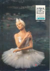 Promotional brochure for The London City Ballet (1991/92 season)