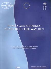 image of Russian and Georgia: Searching He Way Out