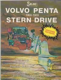 image of VOLVO PENTA STERN DRIVE 1968-1989 TUNE-UP AND REPAIR MANUAL