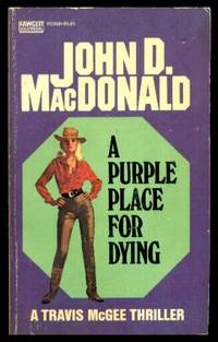A PURPLE PLACE FOR DYING - Travis McGee