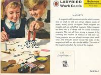 Ladybird Work Cards. Science