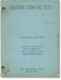 You Can't Run Away From It [It Happened One Night] (Original screenplay for the 1956 film)