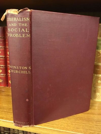 New York: Hodder and Stoughton, 1909. First American Edition, First Printing. Hardcover. Octavo, 414...