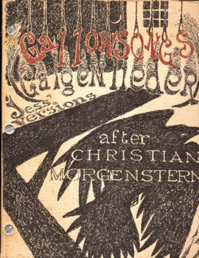 LA: Black Sparrow Press, 1970. Paperback. Very Good. One of 600cc. Slightly soiled and darkened, oth...