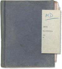 Anna Karenina (Original screenplay for the 1948 film)