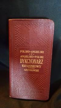 DYKCYONARZ KIESZONKOWY POLSKO-ANGIELSKI I ANGIELSKO- POLSKI