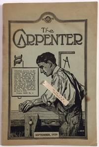 image of The Carpenter. (September 1929)