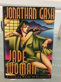 Jade Woman by  Jonathan Gash - Signed First Edition - 1989 - from BMD Books and Biblio.com