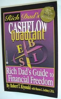 image of Rich Dad's Cashflow Quadrant: Rich Dad's Guide to Financial Freedom