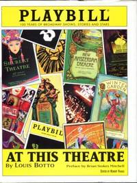 image of At This Theatre: 100 Years Of Broadway Shows, Stories And Stars