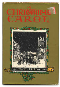A Christmas Carol by  Charles Dickens - Hardcover - 1984 - from Books Tell You Why, Inc. and Biblio.com