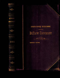 Forty-Fifth Year-Book of DePauw University  for the Year 1883-84