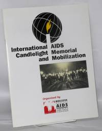 image of International AIDS candlelight memorial and mobilization organized by Mobilization against AIDS