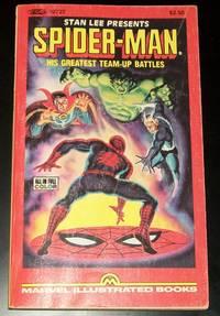 image of Stan Lee Presents, Spider-Man: His Greatest Team- Up Battles