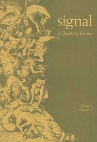 Signal : A Quarterly Review, Volume 1, Number 2 (1964)
