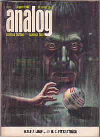 Analog Science Fiction / Science Fact, August 1965 (Volume 75, Number 6)