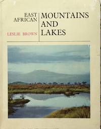 East African mountains and lakes