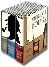 The New Annotated Sherlock Holmes. 3 Volumes (in two slipcases)