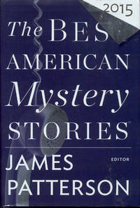 image of The Best American Mystery Stories 2015