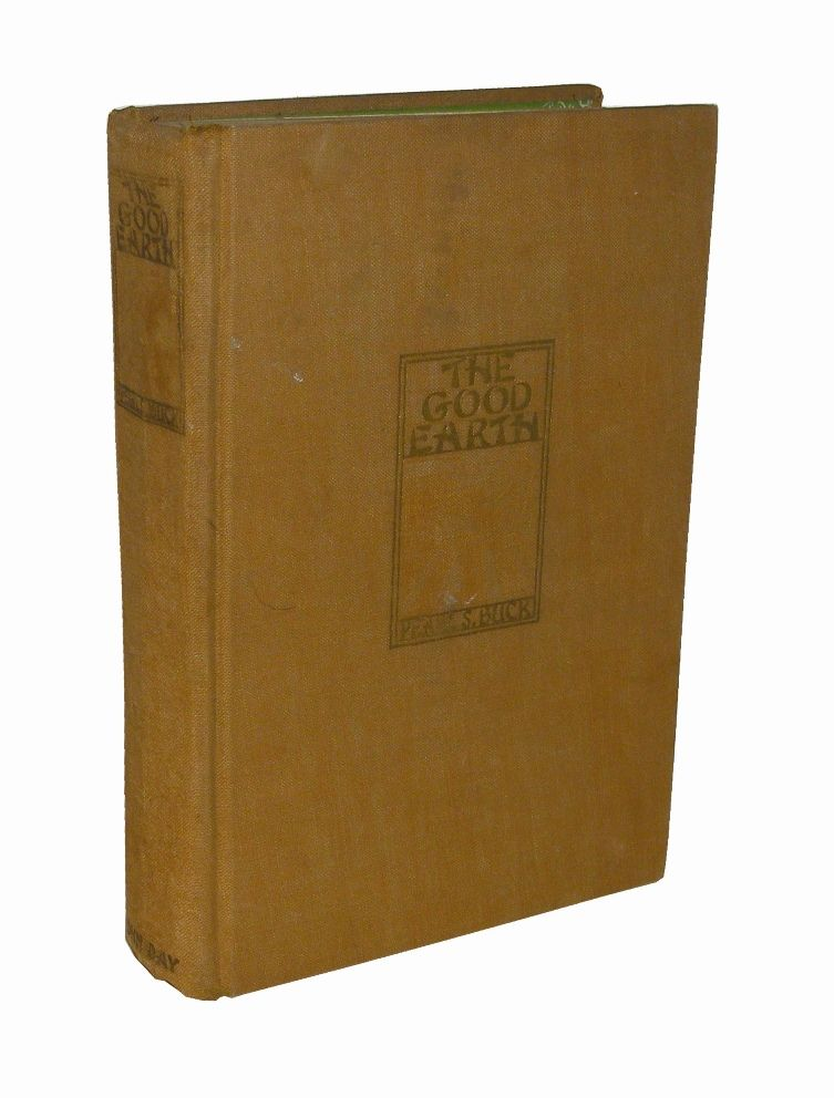 collectible copy of The Good Earth
