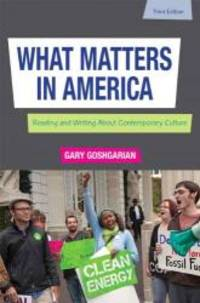 image of What Matters in America (3rd Edition)