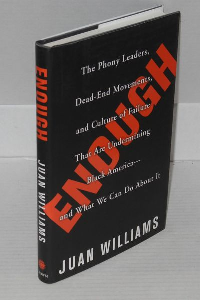 New York: Crown Publishers, 2006. Hardcover. 243p., first printing, dj. Williams' attack on the self...
