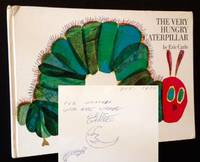 image of The Very Hungry Caterpillar (the True 1st edition, Signed by Eric Carle)