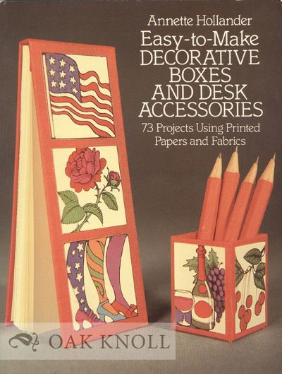 New York: Dover Publications, 1986. stiff paper wrappers. Papermaking. small 4to. stiff paper wrappe...