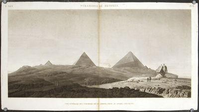 Pyramides De Memphis.  Vue Generale...