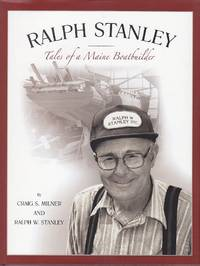 image of Ralph Stanley, Tales of a Maine Boatbuilder [SIGNED COPY]