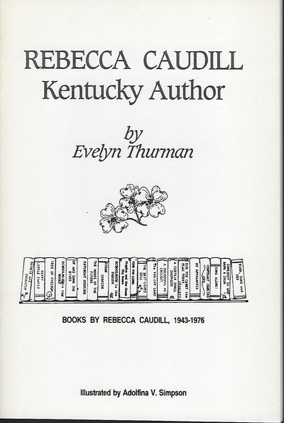 [BowlingGreen, Kentucky: Kelley Printing Co., 1993. First Edition. Inscribed by Thurman on the title...
