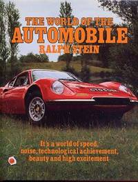 image of The World of the Automobile (A Ridge Press book)