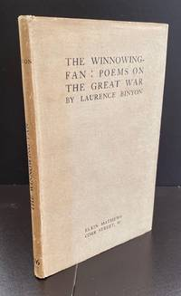 The Winnowing Fan – Poems On The Great War : With The Scarce Wrapper